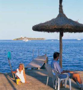 Die Bucht von Alcudia ist auch bei Familien ein sehr beliebtes Urlubsziel