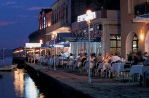 In Ayvalik gibt es einige der besten Fischrestaurants der Türkei