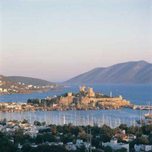 Bodrum gilt als das Saint Tropez der Türkei