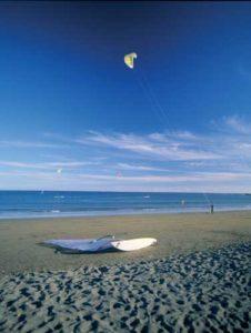 El Medano ist der wichtigste Treffpunkt für Wassersportler aller Art