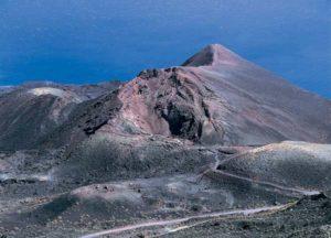 Vulkan bei Fuencaliente auf La Palma