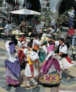 Folkloregruppe auf Gran Canaria