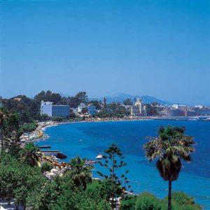 Küstenbereich von Kos-Stadt