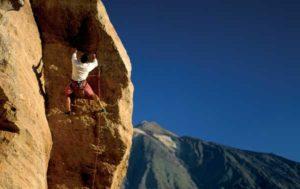 Auf Teneriffa gibt es mehrere Kletterparks
