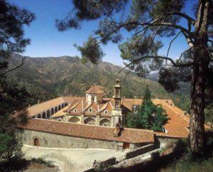 Kloster Machairas. Prachtvolles Kloster auf Zypern