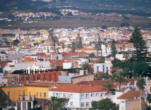 Die historische Altstadt von La Laguna