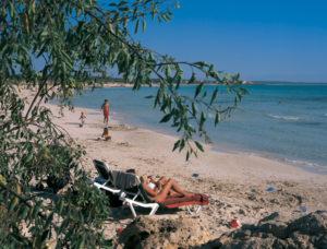 Der Strand von La Rapida