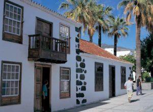 Los Llanos de Aridane ist die zweitgrößte Stadt auf La Palma