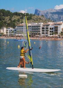 Surfen auf Mallorca