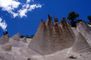 """Die """"Mondlandschaft von Granadilla"""" ist eines der ungewöhnlichten Naturdenkmäler Teneriffas"""