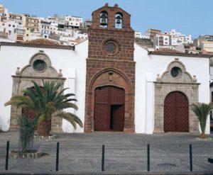 Die Ursprünge der Kirche von San Sebastián gehen auf das Jahr 1450 zurück