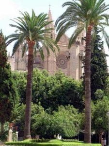 Das Wahrzeichen Palmas - die Kathedrale Sa Seu