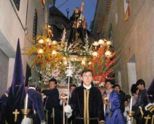 Semana Santa Prozession