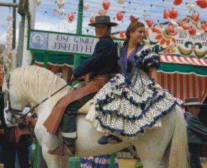 Das Pferd spielte in der Geschichte Andalusiens stets eine bedeutende Rolle