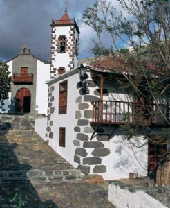 Die Kirche San Miguel in Tazacorte