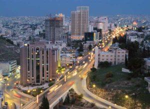 Rund 1,8 der 5,5 Millionen Einwohner Jordaniens leben in der Hauptstadt Amman