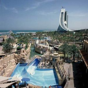 Jumeriah Beach Hotel in Dubai