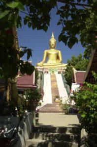 Big Buddha, das Wahrzeichen Ko Samuis