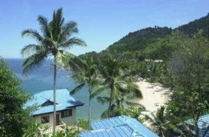Die Lamai Bucht ist eine von zahlreichen Traumbuchten auf Ko Samui
