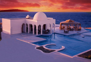 In den ägyptischen ABdeorten gibt es viele erstklassige Hotelanlagen