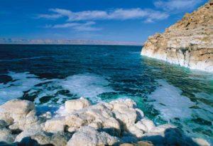 Das Tote Meer ist weltweit für seine heilende Wirkung bekannt