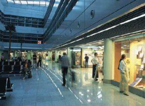 Airport Arcaden am Düsseldorfer Flughafen