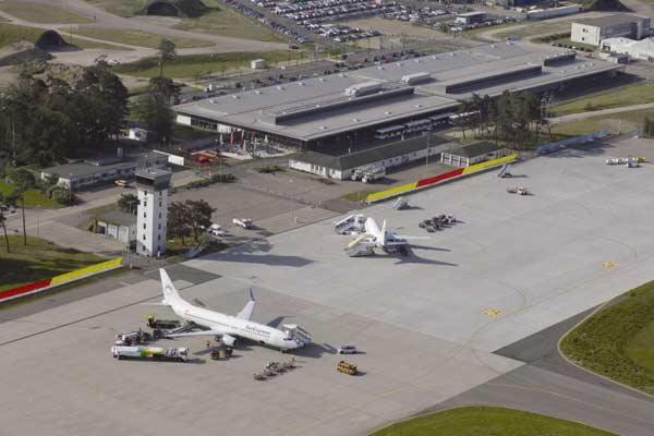 Erfahrungen Parken Flughafen Karlsruhe