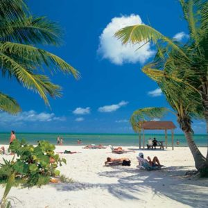 Strand von Key West