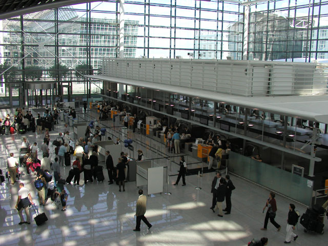 münchen flughafen terminal 1 ankunft