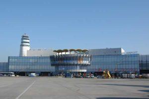 Flughafen Wien Vorfeldbereich