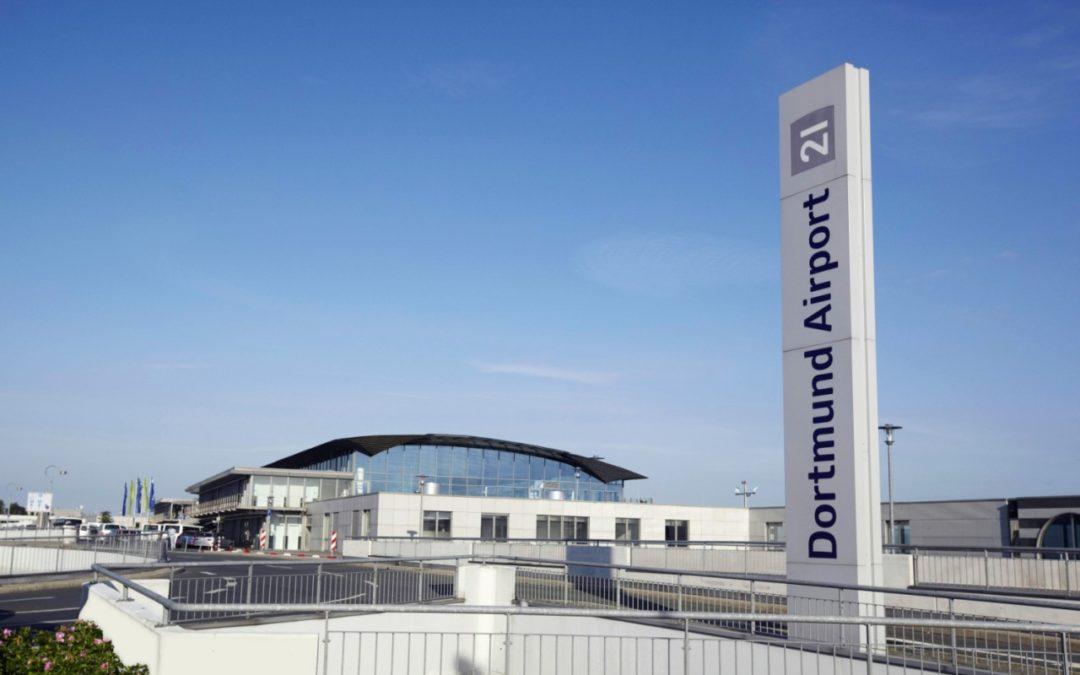 Neuer Passagierrekord für Flughafen Dortmund im Jahr 2019