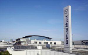 Flughafen Dortmund Terminal