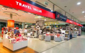 Duty Free Shop Flughafen Graz