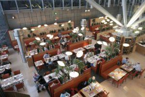 Mövenpick Restaurant Flughafen Hamburg