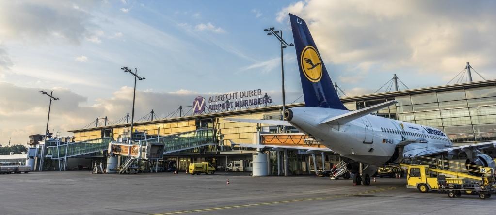 Flughafen Nürnberg verliert 2019 Fluggäste wegen Germania-Pleite