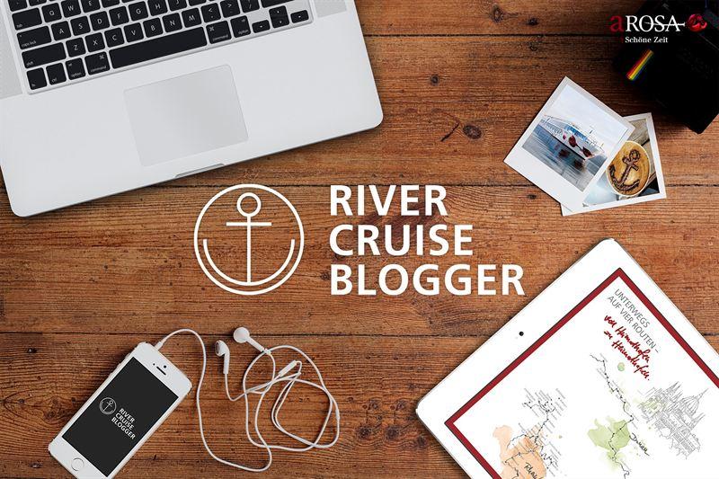 A-ROSA sucht Blogger für Flussreisen