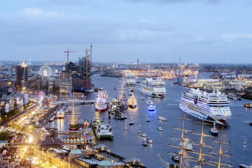 Kreuzfahrtenmarkt in Deutschland wächst vor allem wegen AIDA-Schiffen