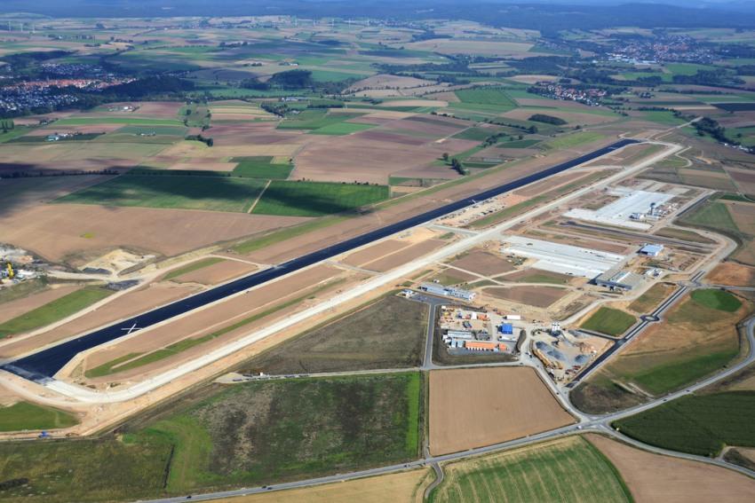 Flughafen Kassel-Calden – Prestige oder Notwendigkeit