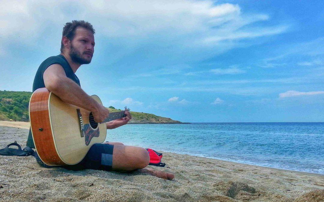 Reiseblogger Bjorn Troch auf Tour durch Kanada