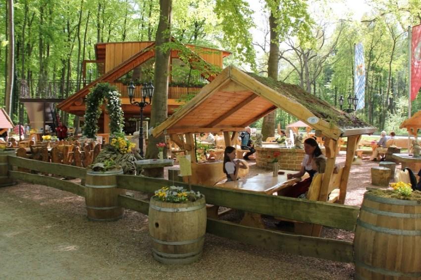 Deutschlands beliebtester Biergarten 2014 liegt in Nordrhein-Westfalen