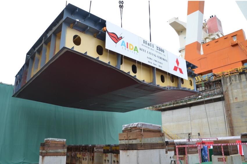 Neue Aida-Schiffe sollen umweltfreundlicher werden