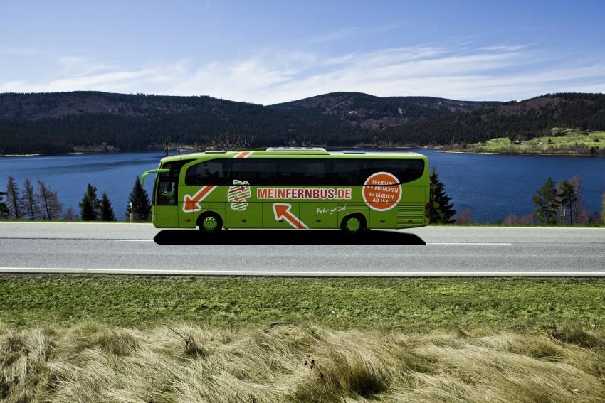 Fernbusreisen hinterlassen bei Stiftung Warentest guten Eindruck