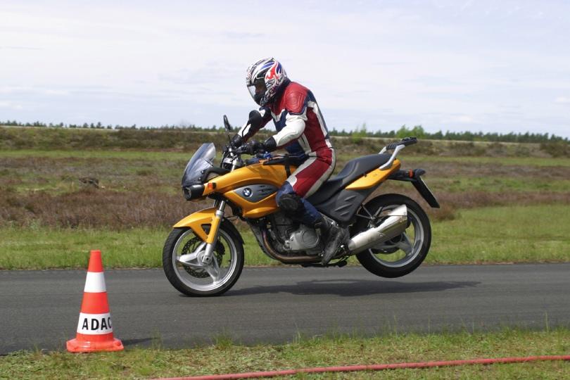 ABS soll Motorradfahrer schützen