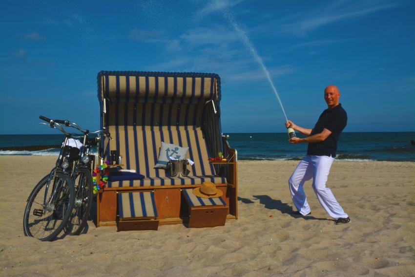 Was macht eigentlich ein Strand-Concierge?
