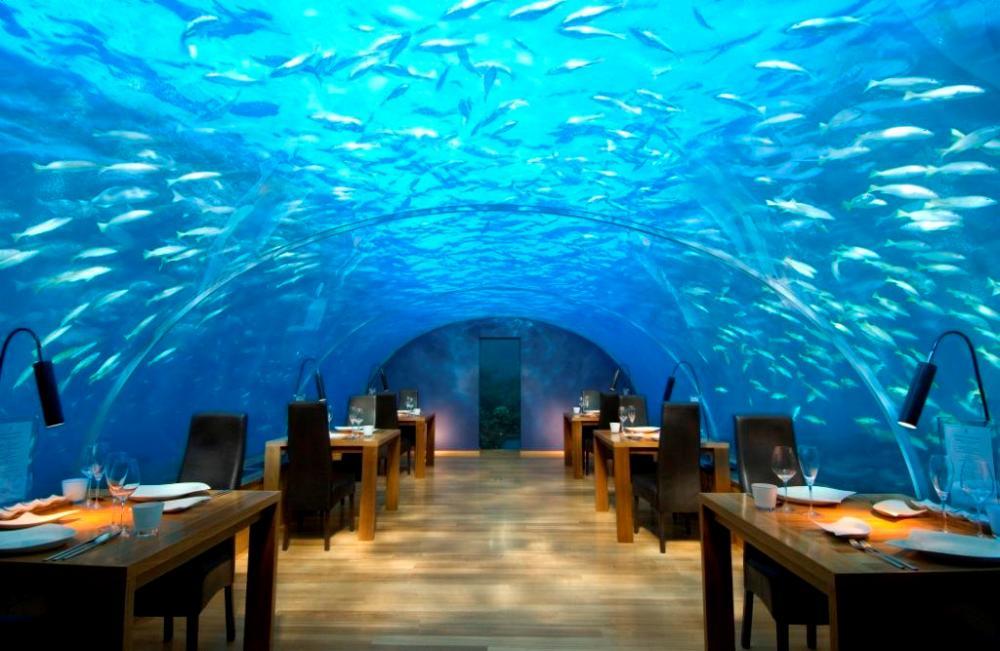 Außergewöhnliche Videos zum Luxusresort Conrad Maldives Rangali Island