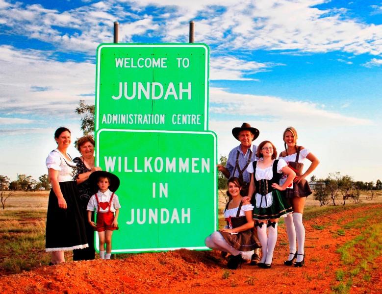 Oktoberfeste im australischen Queensland