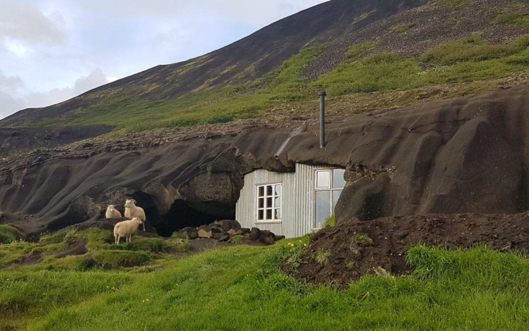 Island: Wohnhöhle zeigt Leben der Cave People vor 100 Jahren