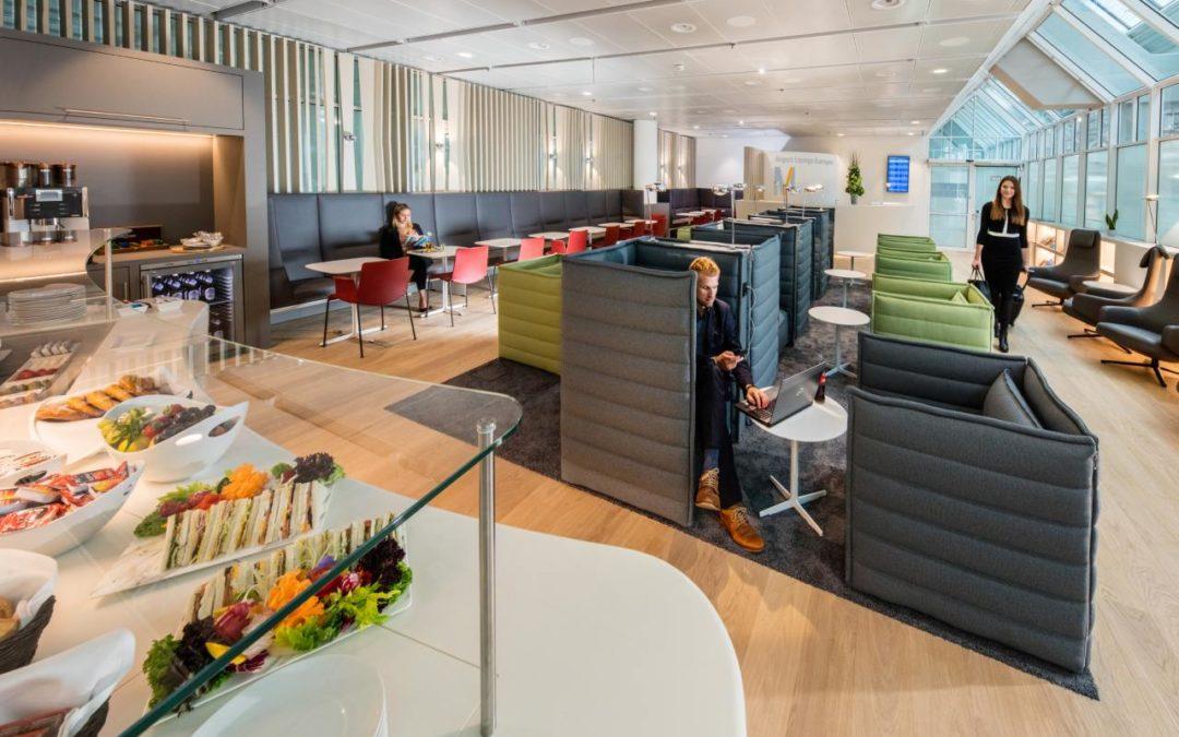 Airport Lounge Europe am Flughafen München wieder eröffnet