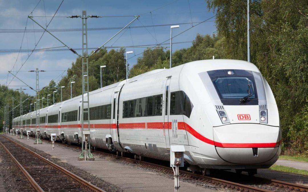 Namenswettbewerb für neue ICE 4-Züge