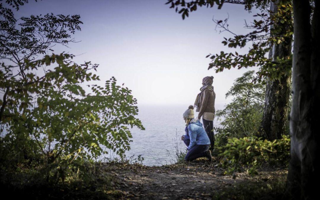 Silent Walks – meditatvive Spaziergänge an der Lübecker Bucht